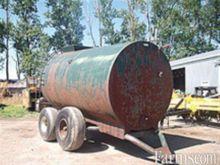 HUSKY manure tank