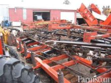 clark 20' bolt on finger harrow