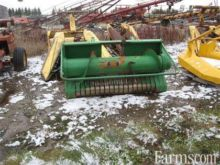 Used John Deere head