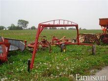 Used 2 row Hay Rake