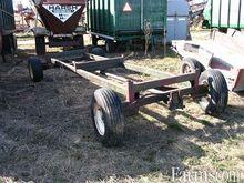 Martin Lowboy bale wagon