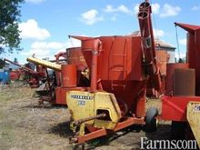 Farm Hand 835 mix mill