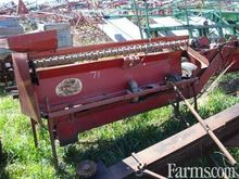 Dilts Wetzel potato seed cutter