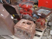Used roller mill in