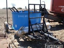 Used silage bagger i