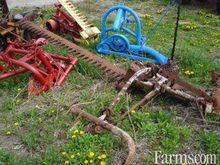 Ferguson sickle mower