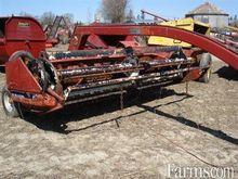Used Case IH mower c