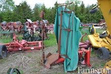 Used taarup mower in