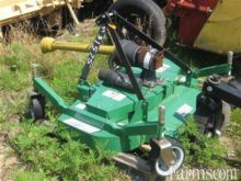 braber 4' finishing mower
