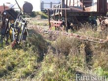 Used sprayer booms i