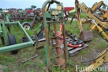 Used Post Hole Auger