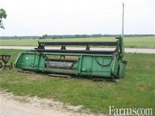 John Deere 216 flex head