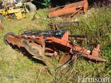 Used Overum 4F plow