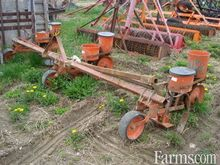 Used Cole seeder in