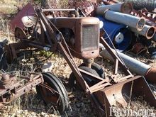 Allis Chalmers Tractor for part