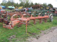 "Kverneland 5F 14"" plow"