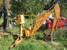 Woods 4310 3pth backhoe