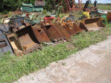 Various Excavator/Backhoe Buick