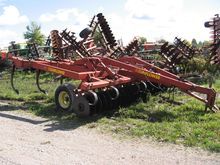 Sunflower 4010 Disc Chisel plow