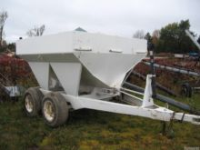 Wilmar 5 ton Fertilizer Spreade