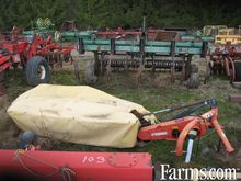 Lely 7' 3 pth disc mower