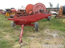 30' tandem round or square bale
