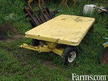 Tracker quad steer 4 wheel stee