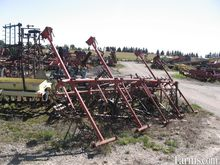 Bolt on 20' chain harrows
