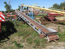 Little Giant 20' bale elevator