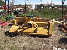 "Used Vemco 5"" flail"