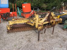 Harley PTO Stone windrower