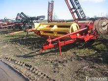 Used Holland 488 hay