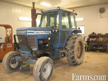 Used Ford 7700 in Sa
