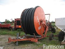 "Bauer 4"" irrigation reel, appro"