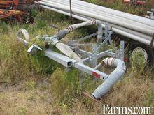 3 pth manure drag line spreader