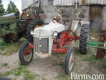 Used Ford 8N tractor