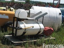 Gas Powered Hydro seeder
