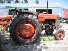 Massey Ferguson 165 Diesel powe