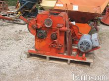 Rosskamp electric roller mill