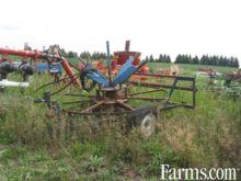 Hyd drive manure hose reel