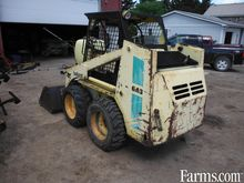 Used Bobcat 643 skid