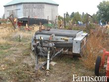 Used UFT DR60 Flail