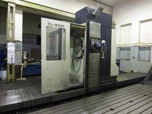 2011 CNC - Floor Type Milling -
