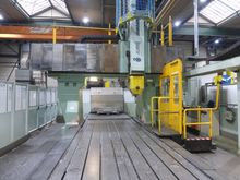2000 CNC Gantry milling machine