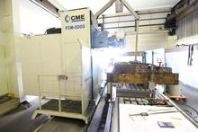 2002 CME FCM 5000 BED MILLING M