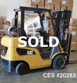 Cat 2C5000 Propane Forklift