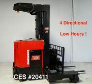 Raymond 4 Directional Forklift