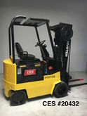 Hyster E40XL Electric Forklift