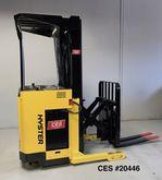 Hyster N40XMR Reach Forklift