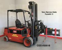 Linde E40B Turrett Forklift